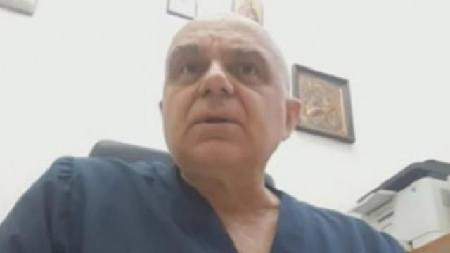 """Шефът на COVID отделението в """"Пирогов"""": Д-р Муса не разпространи коронавируса в Кърджали"""