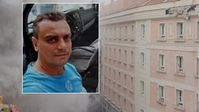 Отломка от взрива в Мадрид убива Стефко, докато говори с гаджето