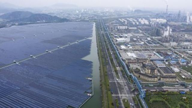 Производството на възобновяема енергия в Китай отчита стабилен растеж през 2020 г.