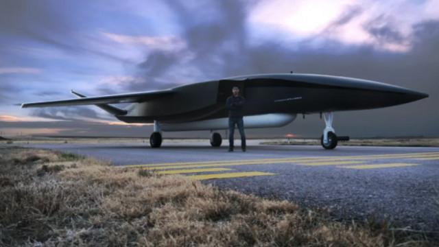 За какво служи най-големият дрон в света (ВИДЕО)