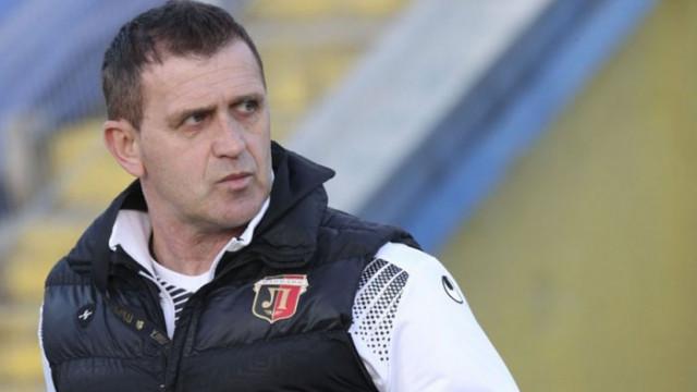 Акрапович: На финала за Купата ще играем с ЦСКА