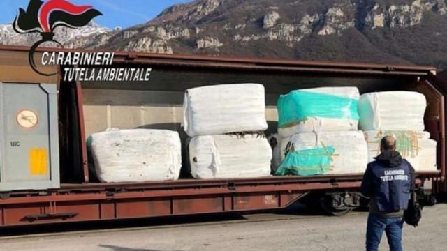 Обезвреждат над 1000 тона опасни отпадъци от препарати за растителна защита