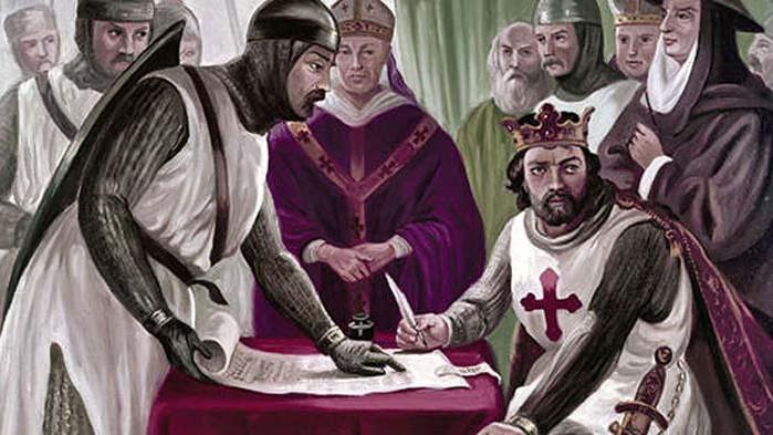Magna Carta, данъците и най-некадърният английски крал Джон Безземни