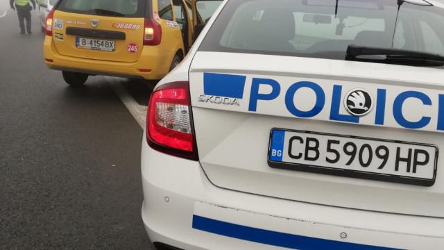 Дрогиран бургазлия открадна варненско такси