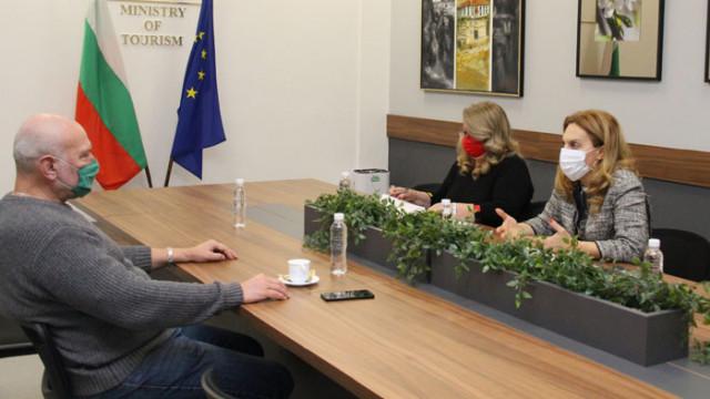 Вицепремиерът Марияна Николова проведе работна среща с археолога проф. Николай Овчаров