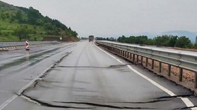 """АПИ: Няма пропадане на асфалта на бъдещата магистрала """"Европа"""""""