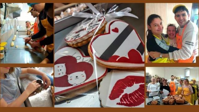 Младежи с увреждания произвеждат сладки и солени изкушения във Варна