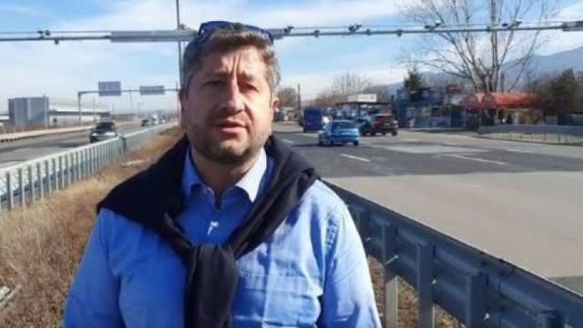 "Христо Иванов нарече ""корупционна връщанка"" ремонта на ""Тракия"""