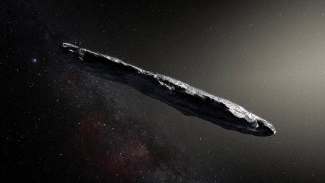 Топ астроном от Харвард твърди, че извънземен кораб е посетил галактиката ни