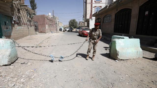 Саудитска Арабия свали дрон, изстрелян от Йемен