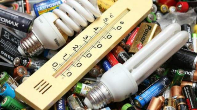 Поредна кампания за събиране на опасни отпадъци от домакинствата