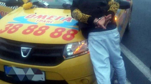Съдът остави зад решетките надрусания бургаски рапър, който открадна такси във Варна