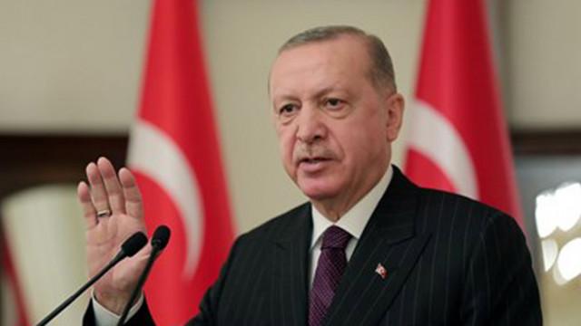 Ердоган към Меркел: Турция иска подобряване на отношенията с ЕС