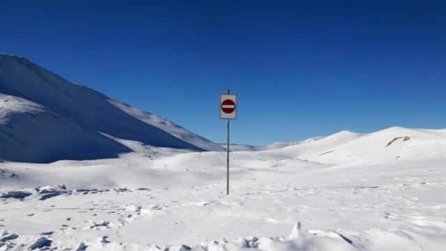 Нови указателни табели предупреждават за лавинна опасност в Рила