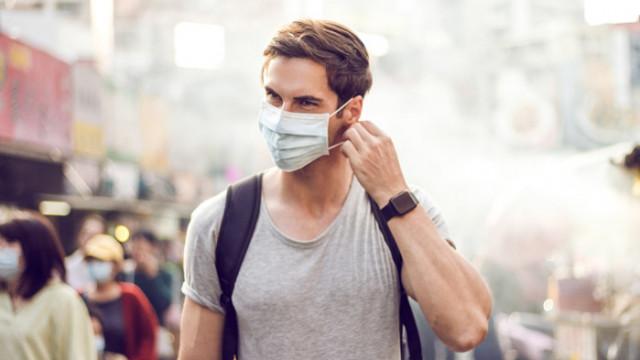 Употребяваните защитни маски и идеята да се използват в изграждане на пътища и тротоари