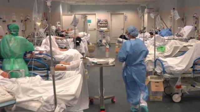 Ръст на приетите в болници с COVID-19 във Варна