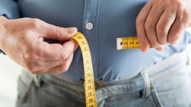 Умерено напълняване на 50 г. здравословно удължава живота