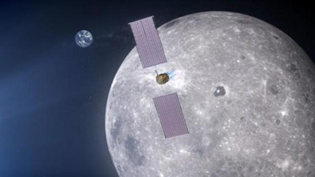 НАСА сключи договор за $338 милиона със SpaceX за започване изграждането на лунна станция