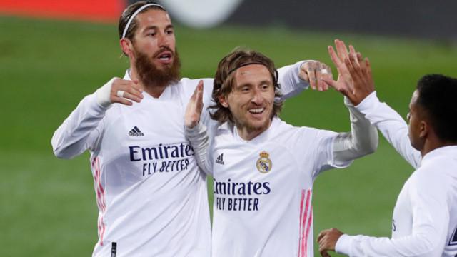 Серхио Рамос не иска да напуска Реал Мадрид