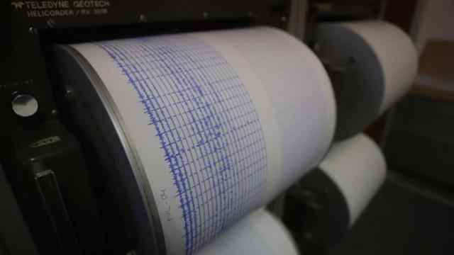 Слабо земетресение близо до Варна