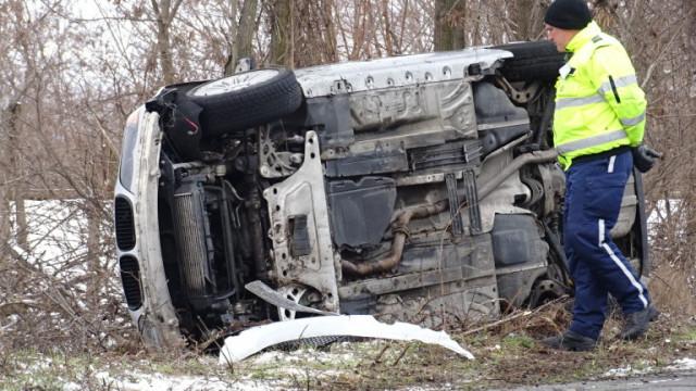 Къде в България е най-опасно да се шофира ?