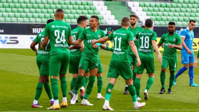 Лудогорец започва годината в Efbet лига с мач срещу Етър