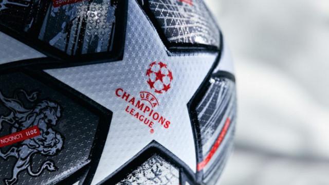 УЕФА показа топката за финала на Шампионска лига
