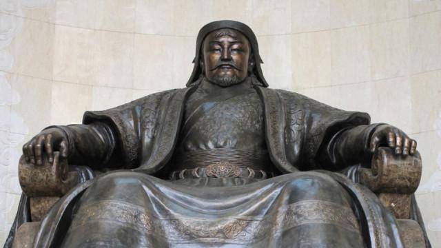 Чумата погубила Чингис хан?!