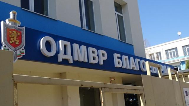 Проверка за нарушаване на COVID-мерките от полицейски служители в Благоевград