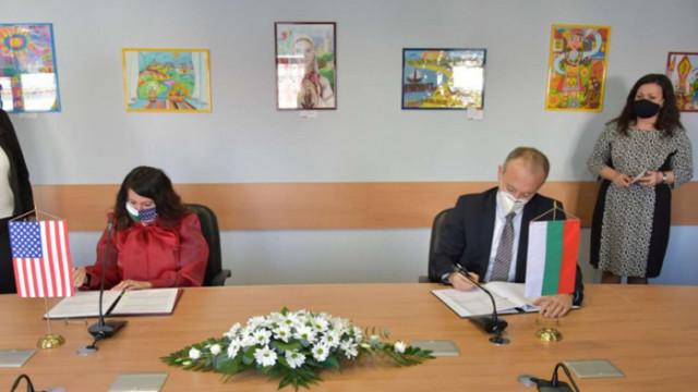 България и САЩ със Споразумение за научно-технологично сътрудничество