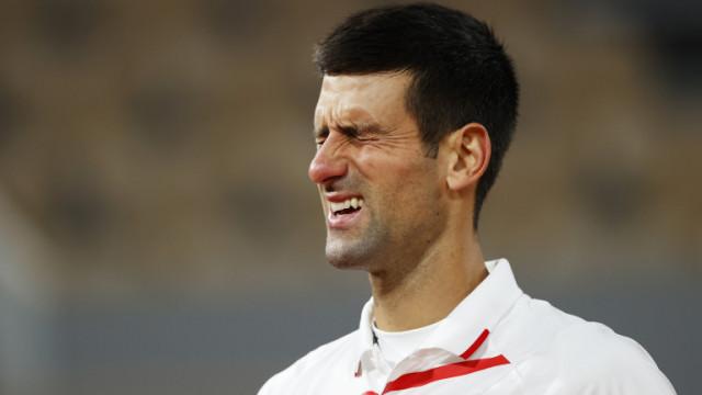 Новак Джокович и проблемите му с агресията