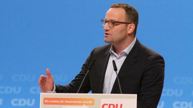 Йенс Шпан: Британският вариант на Ковид се разпространява бързо в Германия