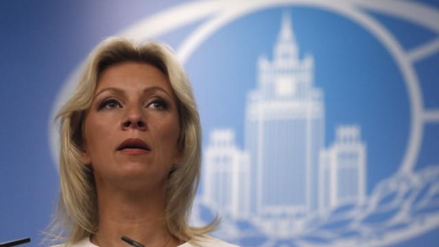 Захарова: Ученията на САЩ и Турция в Черно море са срещу Русия