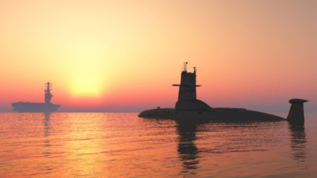 Флотът на Франция ще има четири нови атомни подводници