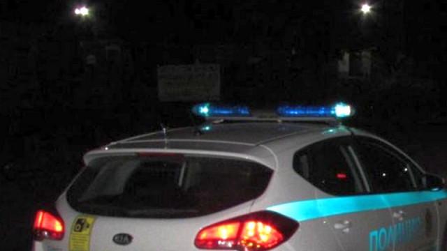 След гонка с полицията, униформените задържаха 22-годишен мъж без книжка
