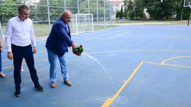 Инвестиции за над 2,2 млн лв. се предвиждат в спортната инфраструктура на Варна