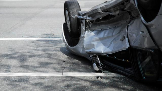 Катастрофа затрудни движението на път Е-79 край Мездра