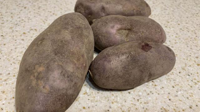 Червените картофи – полезни за здравето, храна на боговете