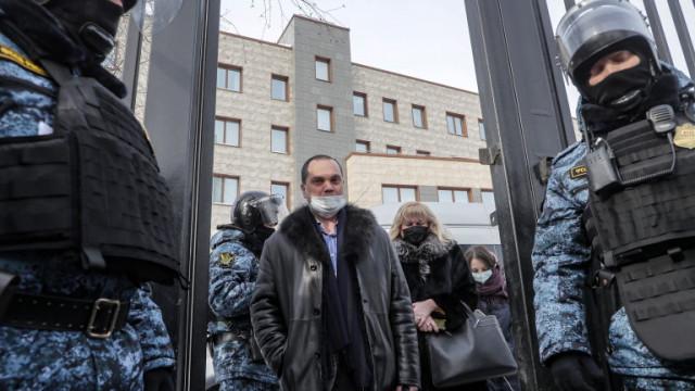 Навални може да бъде освободен през 2023 година
