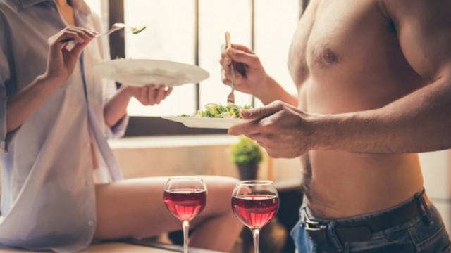 Как да подготвим една по-романтична вечеря-афродизиак