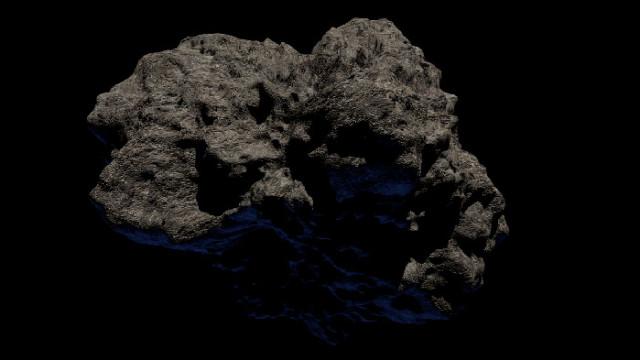 Астероид с размерите на стадион се приближава към Земята