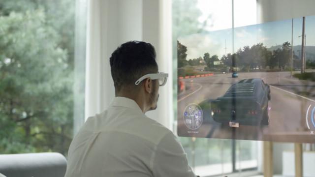 Samsung Glasses Lite, Walking Cat и как изглежда бъдещето през AR очила