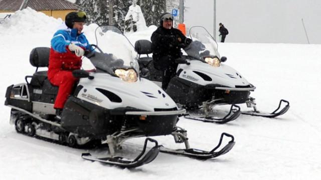 Путин и Лукашенко се срещнаха в Сочи, покараха и ски