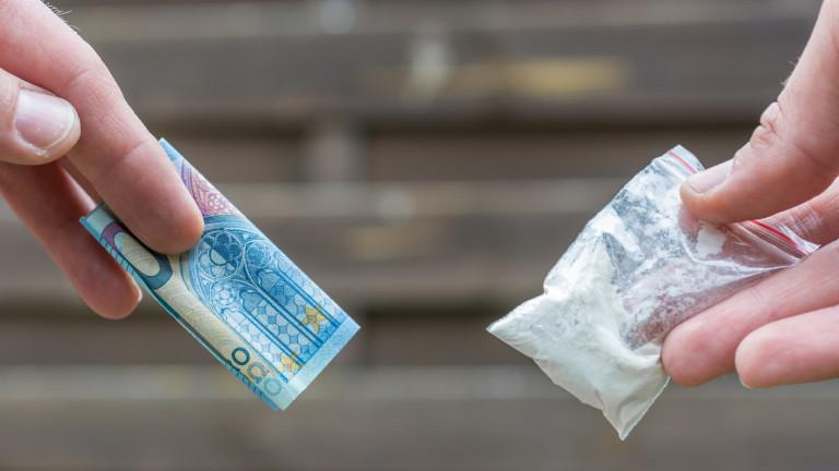 Скок в употребата на наркотици у нас