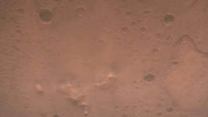 """НАСА показа зрелищни кадри от кацането на Марс на """"Пърсивиърънс"""" (ВИДЕО)"""