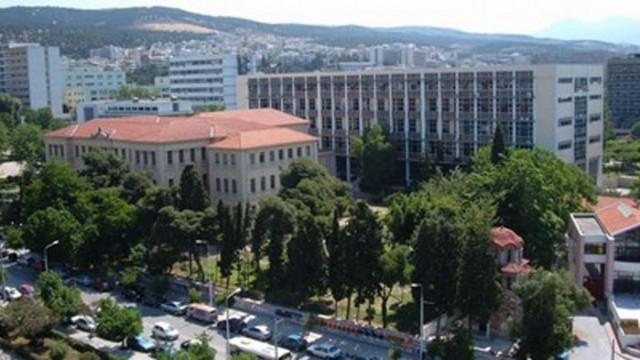 Студенти окупират сградата на администрацията на Солунския университет
