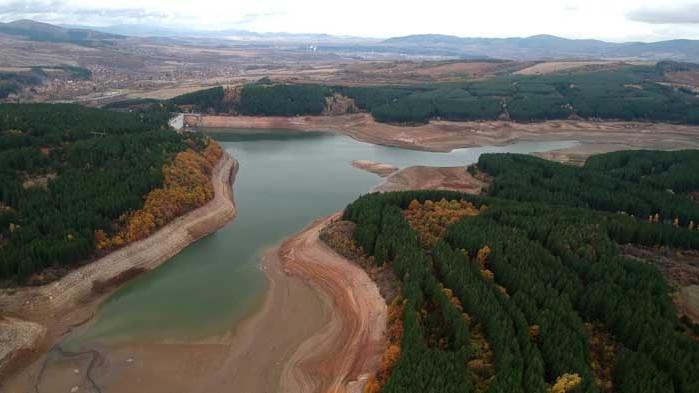 За първи път от седем месеца насам жителите на Перник ще имат вода и през нощта