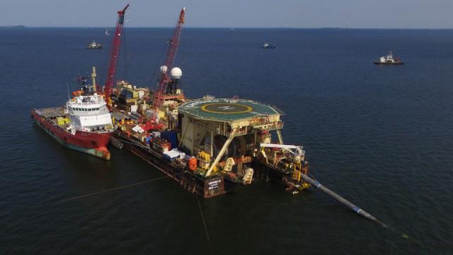 """Доклад на САЩ: Европейските компании се разбягват от """"Северен поток 2"""""""