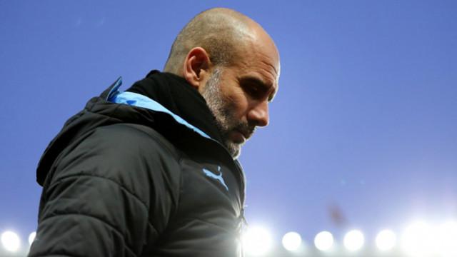Гуардиола: Шампионската лига не е нещо специално за Манчестър Сити