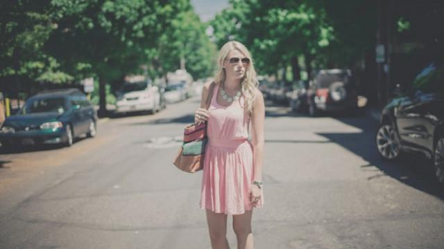 Розовото в облеклото